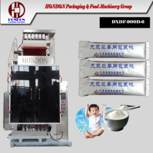 Multi Lanes Coffee Powder Stick Pack Packing Machine pictures & photos