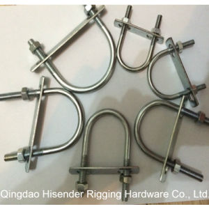 Lifting Rigging Forged DIN582 Eye Screw Nut of Hardware pictures & photos