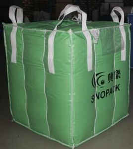 Green PP Woven Big Bag pictures & photos