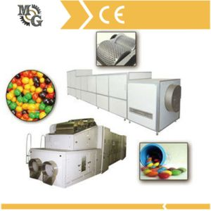 Automatic M&M Chocolate Depositing Machine pictures & photos