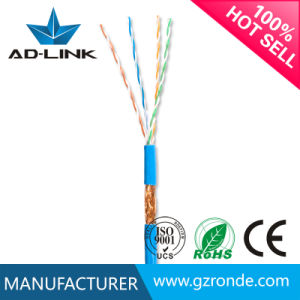 UTP/FTP/SFTP RJ45 Ethernet Pure Copper Cable