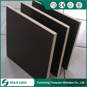 Black Film Faced Contruction Plywood for Middle East pictures & photos