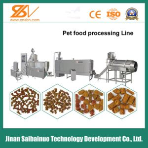 Saving Worker Fully Automatic Pet Food Manufacturing Line pictures & photos