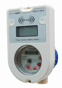 Lxsic Wet Type Stepped Tariff Prepaid Water Meter Lxsic-20