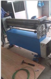 Factory Promotion Rolling Machine (ESR-1300X2.5 Electric Plate Roller Machine ) pictures & photos
