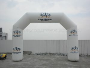 Inflatable Arch, Airtighted Archway, Start Bussiness Advertising Arch (K4013) pictures & photos
