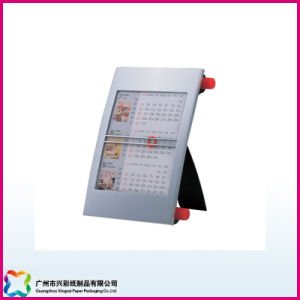 Desktop/Table/Desk/Wall Colorful Plastic Calendar with Marker (xc-8-007) pictures & photos