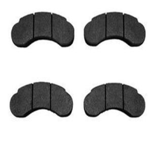 China Ceramic Brake Pad Manufacturers with Brake Pad Clips3411 6851 269 pictures & photos
