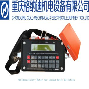 Geophysical Digital DC Ves Resistivity Meter and Induced Polarization Equipment, IP Sounding Meter for Groundwater Exploration pictures & photos