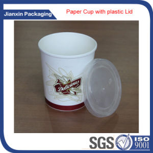 Disposable Paper Cup with Lid pictures & photos