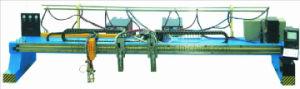 Double Drive Air Plasma CNC Router/Cutting Machine (CNCII-4000) pictures & photos