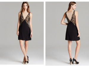 Christmas Evening Dresses, Lace Short Party Night Dresses