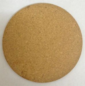 Soft Wooden Cup Pad for Absorbent Replacement Coaster pictures & photos