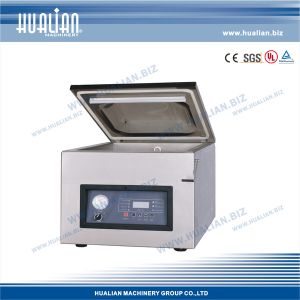 Hualian 2015 Vacuum Packing Machine with Gas (DZQ-400/T) pictures & photos