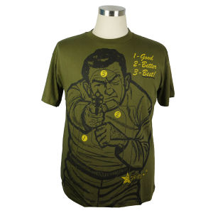 Military Pursuit Short Sleeve Tactical T-Shirt pictures & photos