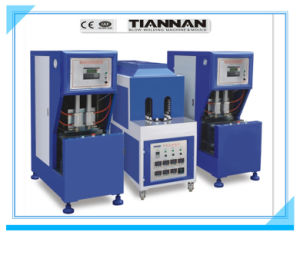Semi Automatic Water Bottle Blowing Machine pictures & photos