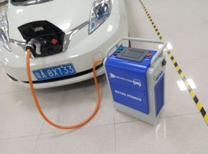 DC Quick EV Charging Station for Electric Car 50kw 3phase 380V pictures & photos
