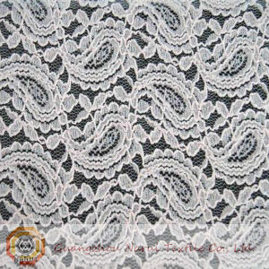 "58"" Lace Fabric for Garment (M0432) pictures & photos"