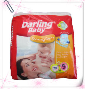 Cheaper OEM Disposable Diaper Pants for Baby Distributor pictures & photos
