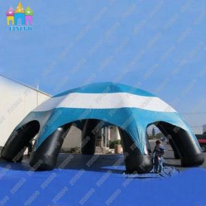 En14960 Oxford and PVC Dome Transparency Window Inflatable Circus Tent pictures & photos