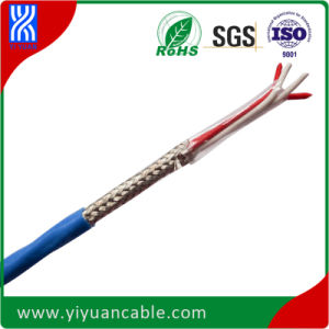 PFA / Copper Tinned Braid/ PFA Rtd Cable