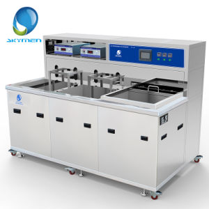 Digital Injector Industrial Ultrasonic Cleaner for Dental/Jewelry pictures & photos