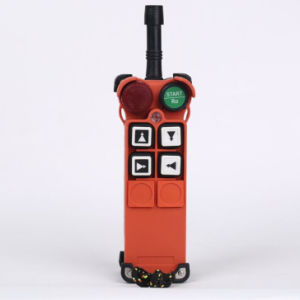 Wireless Crane Radio Remote Control (F21-4D) pictures & photos