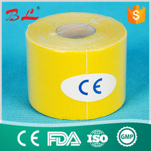 5cm X 5m New Products Waterproof Sports Kinesiology Tape Sport Elastic Tape pictures & photos