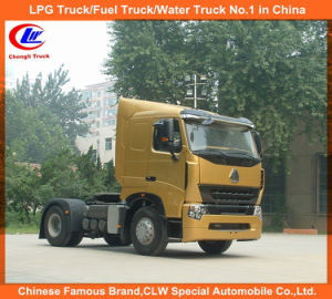 HOWO Truck Head A7 4X2 Prime Mover Tractor Truck pictures & photos