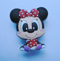 Top Quality Customized Minnie Mouse 3D Label pictures & photos