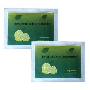 Disposable Single Hands/Face Cleaning Wet Wipes/Tissues/Napkin in Individual Packing Manufacturer/New/OEM pictures & photos