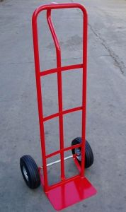 Hand Trolley Warehouse Strong Durable pictures & photos