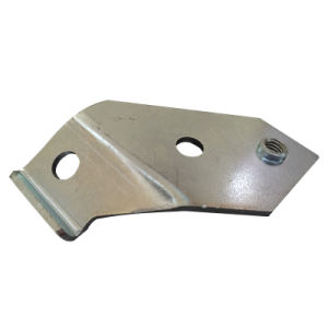 Professional Sheet Metal Stamping Part with Zn Plated pictures & photos