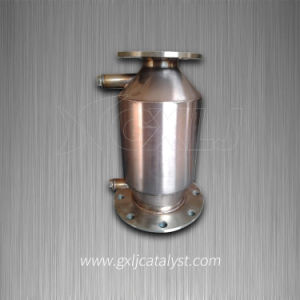 Catalytic Converter Catalyzed Diesel Particulate Filter Cdpf pictures & photos