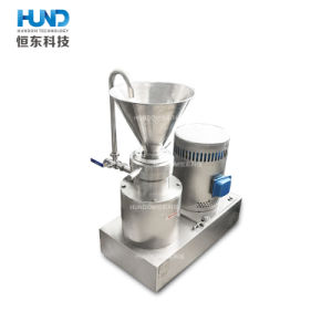 Stainless Steel Sesame/Peanut/Fruit/Jam/Meat Colloid Mill (JMF) pictures & photos
