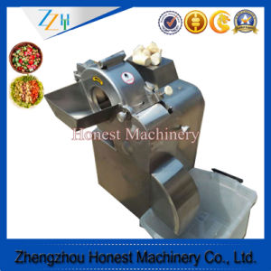 Automatic Fruit Dicer and Vegetable Slicer with Co pictures & photos