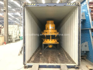Py Series Spring Cone Crusher for Iron Ore, Hard Stone Rock Cone Cruhser for Sale pictures & photos