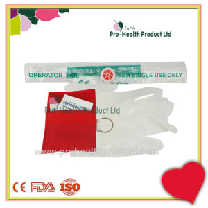 First Aid Kit CPR With Keychain pictures & photos