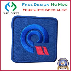 USA Flag Embroidery Badge /Patch, Clothing Labels, Souvenir Gift pictures & photos