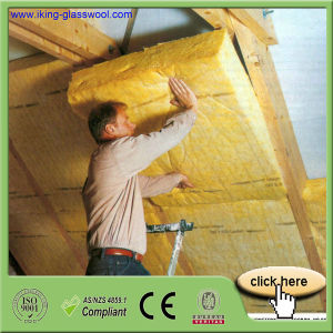 Glass Wool Insulation Manufacturer in China pictures & photos