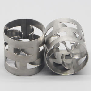 ISO9001: 2008 Metallic Pall Ring (Random Packing) pictures & photos