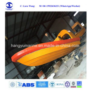 6man High Speed Rescue Boat with Outboard Engine pictures & photos