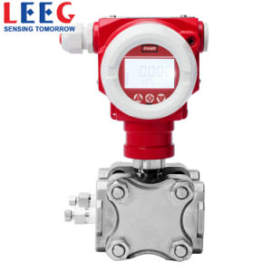 4-20mA Smart Differential Pressure Level Transmitter for Air Gas Liquid pictures & photos