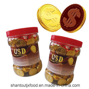 Small Chocolate Coin pictures & photos