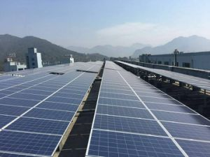 Solar Technology 10W Poly Solar Power Panel for Brazil Market pictures & photos