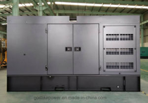 Good Quality 100kVA/80kw Cummins Soundproof Diesel Generator with Ce ISO Approved pictures & photos