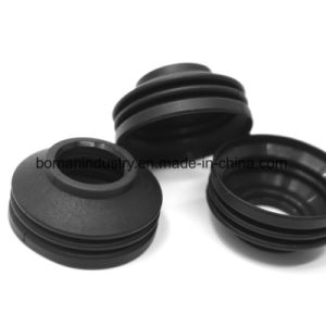 HNBR EPDM Aflas Rubber Parts Molded Seals Custom Rubber Parts pictures & photos