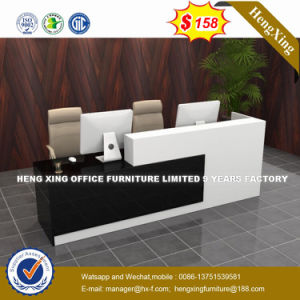 Steel Metal Base MFC Wooden Conference Table /Conference Desk (HX-8N2513) pictures & photos
