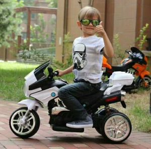 New Design Children Battery Operated Car Kids Electric Toy Car pictures & photos