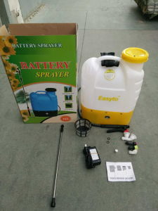 16L Knapsack Electric Power Battery & Hand Pressure Sprayer (BS-16-1) pictures & photos